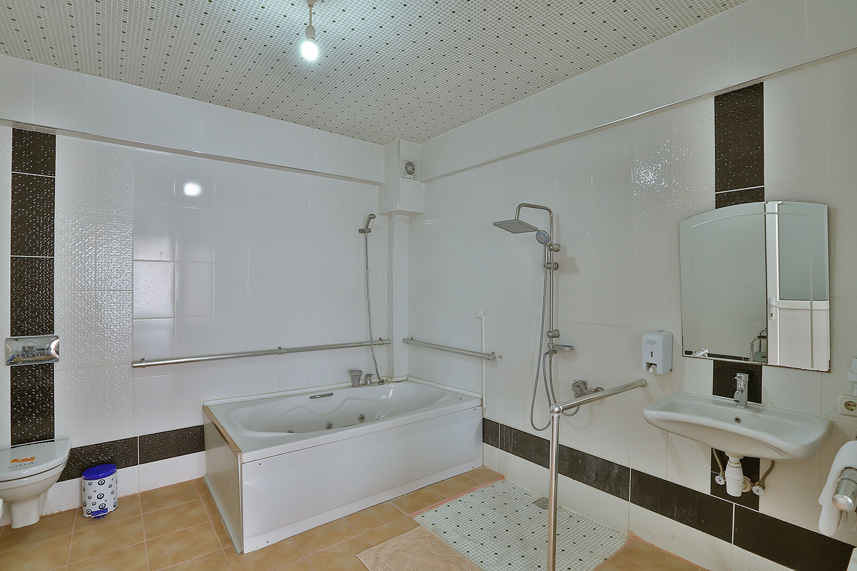Engelli Evi - Banyo