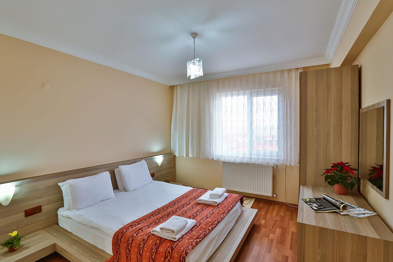 Apart - Yatak Odası