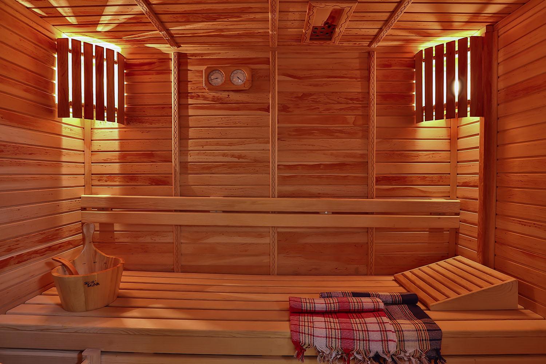 Vip Villa - Sedir Sauna