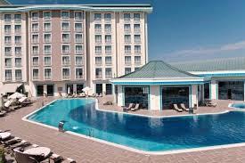 Yüzme Havuzu & Spa Center