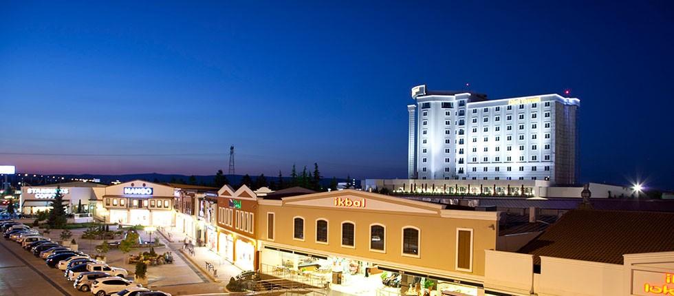 İkbal Thermal Otel – – Afyon Termal Otelleri